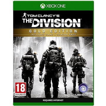 Tom Clancys The Division Gold Edition - Xbox One (G3Q-00105)