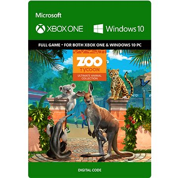 Zoo Tycoon: Ultimate Animal Collection - Xbox One DIGITAL (G7Q-00061)