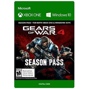 Gears of War 4: Season Pass - (Play Anywhere) (7CN-00030)