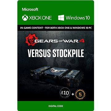 Gears of War 4: Versus Booster Stockpile - (Play Anywhere) (7LM-00010)