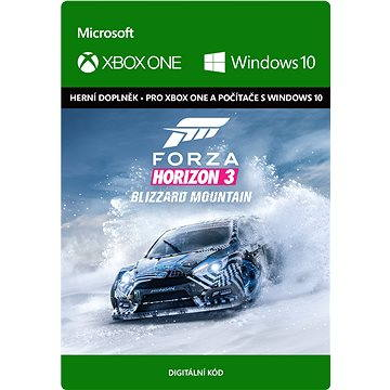 Forza Horizon 3: Blizzard Mountain - (Play Anywhere) DIGITAL (7CN-00035)