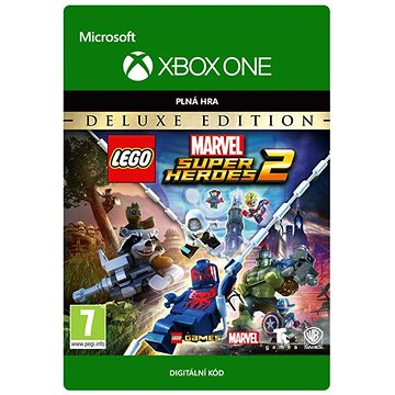 LEGO Marvel Super Heroes 2: Deluxe Edition - Xbox One Digital (G3Q-00414)