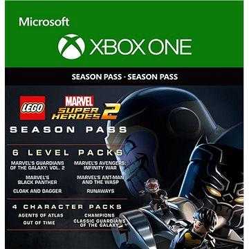 LEGO Marvel Super Heroes 2: Season Pass - Xbox One Digital (7D4-00247)