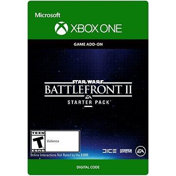 STAR WARS BATTLEFRONT II STARTER PACK - Xbox One Digital (7F6-00165)