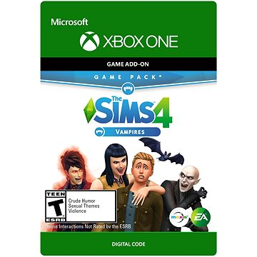 The SIMS 4: (GP4) Vampires - Xbox One Digital (7D4-00224)