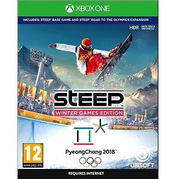 Steep Winter Games Edition - Xbox One Digital (G3Q-00426)