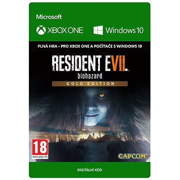 RESIDENT EVIL 7 biohazard Gold Edition - (Play Anywhere) DIGITAL (G3Q-00422)