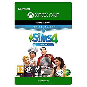 THE SIMS 4: (GP3) DINE OUT - Xbox One Digital (7D4-00228)