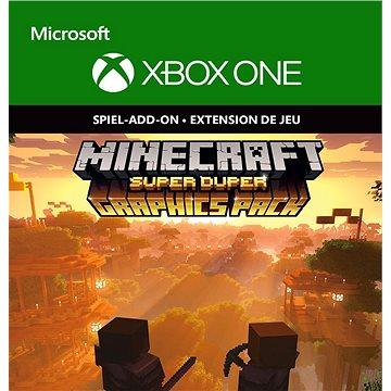 Minecraft: Super Duper Graphics Pack - Xbox One Digital (7CN-00040)