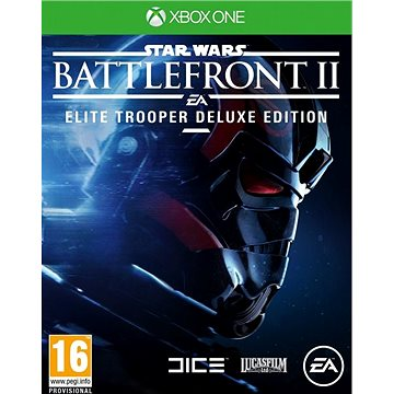 Star Wars Battlefront II: Elite Trooper Deluxe Edition (Pre-Purchase and Launch Day) - Xbox One Digi (G3Q-00316)