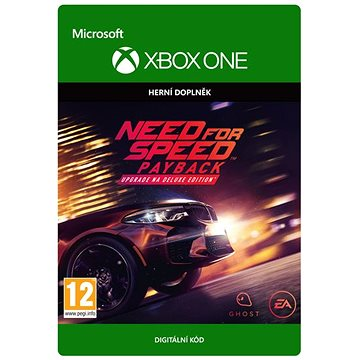 Need for Speed: Payback Deluxe Edition Upgrade - Xbox One Digital (G3Q-00361)
