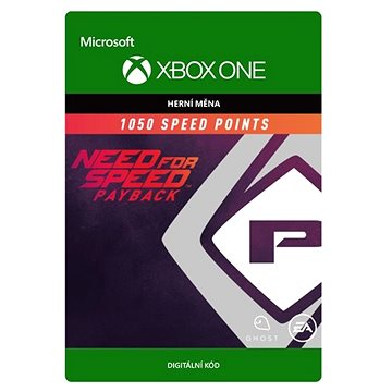 Need for Speed: 1050 Speed Points - Xbox One Digital (7F6-00158)