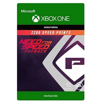 Need for Speed: 2200 Speed Points - Xbox One Digital (7F6-00166)