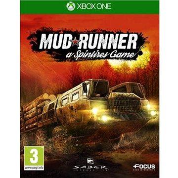 Spintires: MudRunner - Xbox One Digital (G3Q-00411)