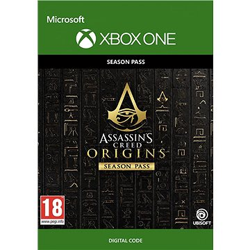 Assassin's Creed Origins: Season pass - Xbox One Digital (7D4-00213)