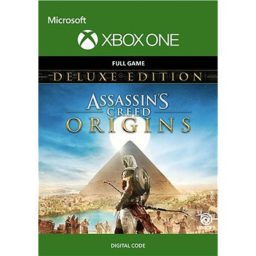 Assassins Creed Origins: Deluxe Edition - Xbox One Digital (G3Q-00345)