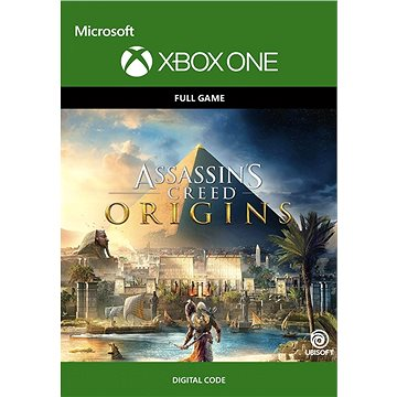 Assassins Creed Origins: Standard Edition - Xbox One Digital (G3Q-00346)