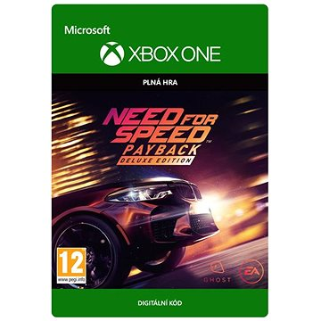 Need for Speed: Payback Deluxe Edition (Pre-Purchase/Launch Day) - Xbox One Digital (G3Q-00355)