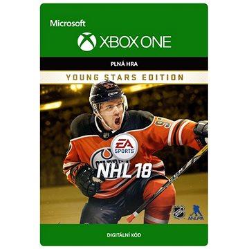 NHL 18 Young Stars Edition - Xbox One Digital (G3Q-00385)