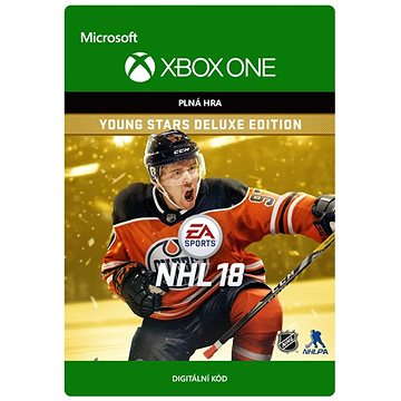 NHL 18 Young Stars Deluxe Edition - Xbox One Digital (G3Q-00386)