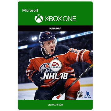 NHL 18 - Xbox One Digital (G3Q-00384)