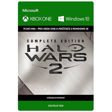 Halo Wars 2: Complete Edition - (Play Anywhere) DIGITAL (G7Q-00068)