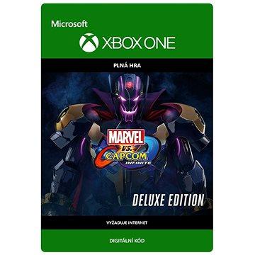 Marvel vs Capcom: Infinite - Deluxe Edition - Xbox One Digital (G3Q-00402)