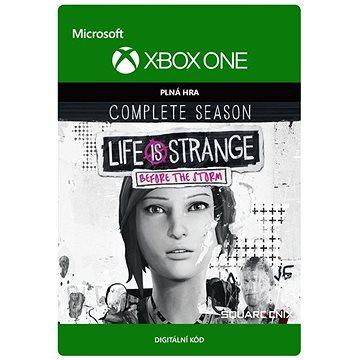Life is Strange: Before the Storm: Standard Edition - Xbox One Digital (G3Q-00342)