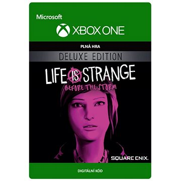 Life is Strange: Before the Storm: Deluxe Edition - Xbox One Digital (G3Q-00343)