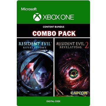 Resident Evil Revelations 1 & 2 Bundle - Xbox One Digital (7F6-00155)