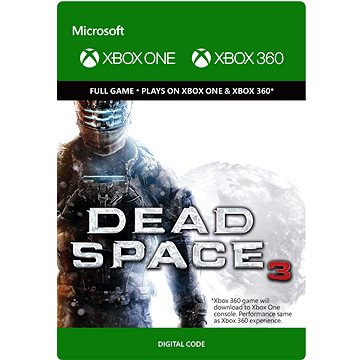 Dead Space 3 - Xbox 360, Xbox Digital (G3P-00102)