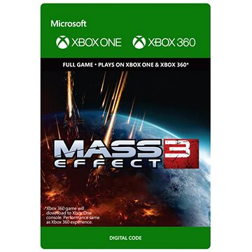 Mass Effect 3 - Xbox One Digital (G3P-00104)