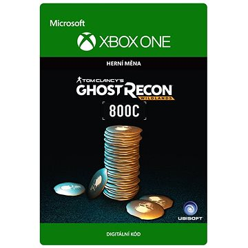 Tom Clancys Ghost Recon Wildlands Currency pack 800 GR credits - Xbox One Digital (7F6-00110)