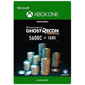 Tom Clancys Ghost Recon Wildlands Currency pack 7285 GR credits - Xbox One Digital (7F6-00112)