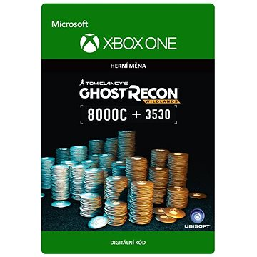 Tom Clancys Ghost Recon Wildlands Currency pack 11530 GR credits - Xbox One Digital (7F6-00113)
