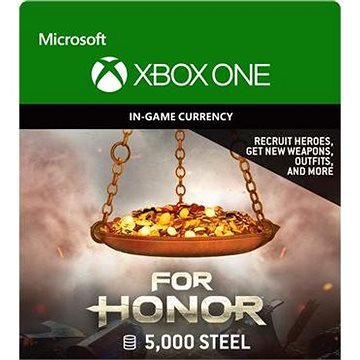 For Honor Currency pack 5000 Steel credits - Xbox One Digital (7F6-00114)