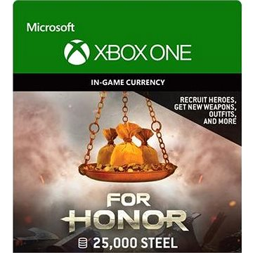 For Honor Currency pack 25000 Steel credits - Xbox One Digital (7F6-00115)