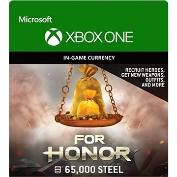 For Honor Currency pack 65000 Steel credits - Xbox One Digital (7F6-00116)