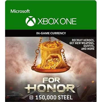 For Honor Currency pack 150000 Steel credits - Xbox One Digital (7F6-00117)