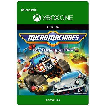 Micro Machines World Series - Xbox One Digital (G3Q-00310)