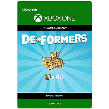 DeFormers: Medium Strand Pack - Xbox One Digital (6JZ-00001)