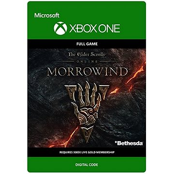 Elder Scrolls Online: Morrowind - Xbox One Digital (G3Q-00293)