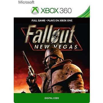 Fallout: New Vegas - Xbox 360, Xbox One Digital (G3P-00097)
