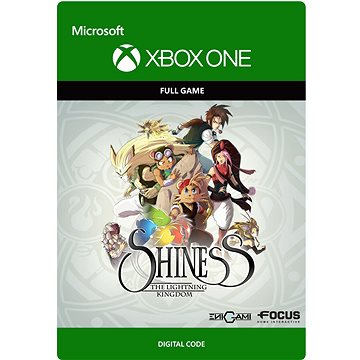 Shiness: The Lightning Kingdom - Xbox One Digital (G3Q-00272)