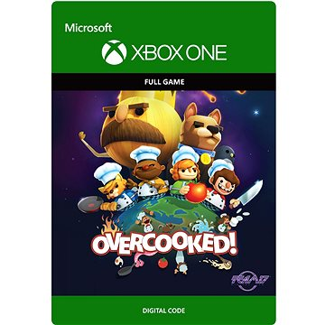 Overcooked! - Xbox One Digital (G3Q-00297)