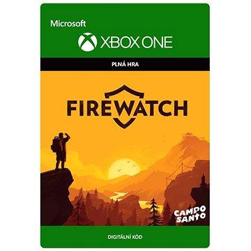 Firewatch - Xbox One Digital (6JN-00006)