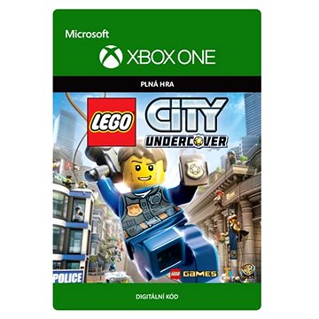 LEGO City Undercover - Xbox One Digital (G3Q-00289)