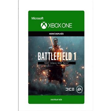 Battlefield 1: They Shall Not Pass - Xbox One Digital (7D4-00163)