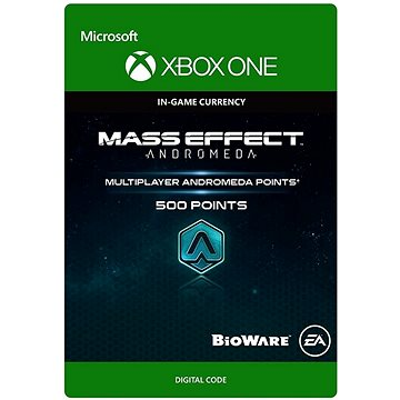 Mass Effect: Andromeda: Andromeda Points Pack 1 (500 PTS) - Xbox One Digital (7F6-00095)