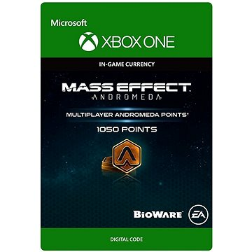 Mass Effect: Andromeda: Andromeda Points Pack 2 (1050 PTS) - Xbox One Digital (7F6-00096)